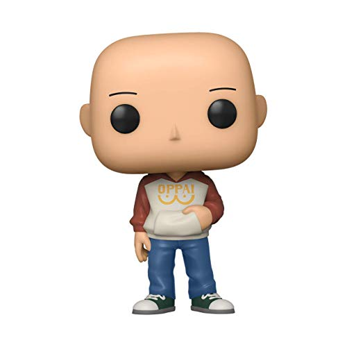 One Punch Man Boneco Pop Funko Casual Saitama #719