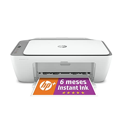 Impresora Multifunción HP DeskJet 2720e - 6 meses de impresión...
