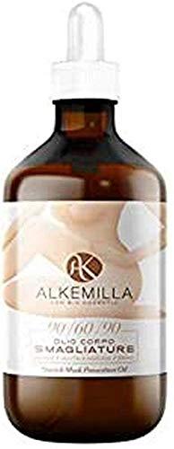 Olio Corpo Smagliature Cosce - Glutei - Addome - Seno 250ml - Alkemilla