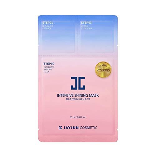 JAYJUN Baby Pure Shining Mask Pack 10Sheet/3 Step Baby Face Lightenig/w Hologram Sticker Verified/Korea Cosmetic by JAYJUN