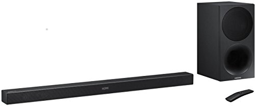 Samsung HW-M450 Soundbar (320W, Bluetooth, Surround-Sound-Expansion) schwarz