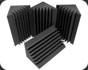 8 Corner Bass Trap/Absorber - 12' x 12'...