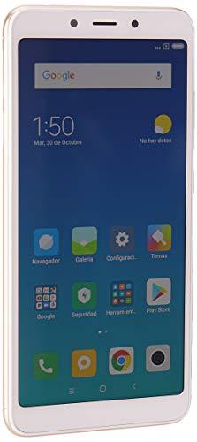 Smartphone Xiaomi Redmi 6A 16GB 2GB RAM Dourado