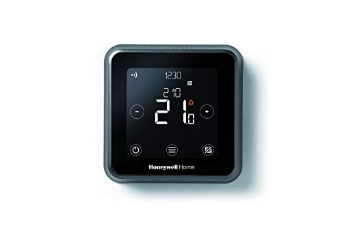 Honeywell Home T6 - Termostato programable Inteligente, WiFi, Montaje...