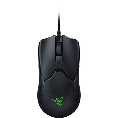 Razer Viper ゲーミングマウス 軽量 69g 16000DPI 8ボタン 光学スイッチ 柔らかい布巻ケーブル Chroma対応 ...