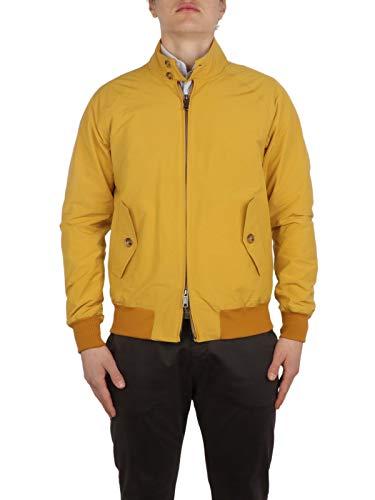 Baracuta Luxury Fashion Herren BRCPS0001BCNY12732 Gelb Baumwolle Jacke...