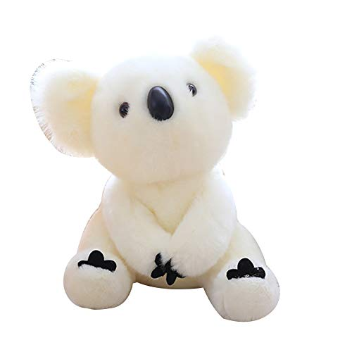 beiguoxia - Peluche de Koala de Peluche, Muy Suave, Juguete de Regalo de cumpleaños para Todas Las Edades