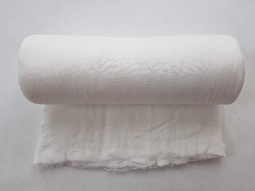 Garza di cotone, bendaggio di cotone, bendaggio di cotone 40 cm x 5 m 1000 g
