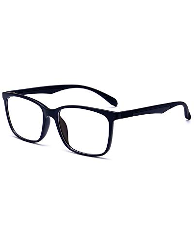 ANRRI Blue Light Blocking Glasses for Computer Use, Anti...