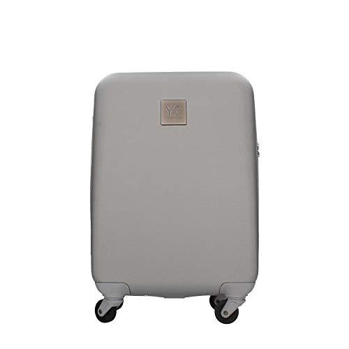 YNOT? K-5001 Hard Solid Trolley Piccolo Unisex Argento TU