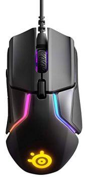 SteelSeries Rival 600 - Souris de jeu - Double capteur optique TrueMove3+ - Distance de décollage de 0,05 - Système de poids