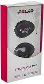 Polar 91053153 Sensor de Running, Unisex, Negro