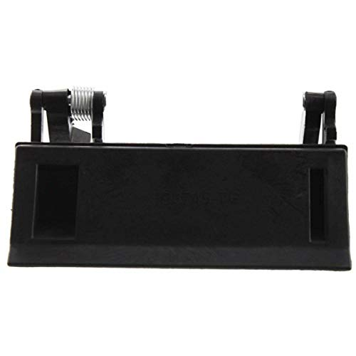 Parts N Go 1998-2001 Explorer Tailgate Handle Black Rear Outer Tail Gate Liftgate - F58Z7843400A, FO1915119