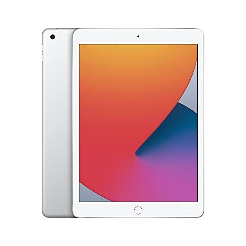 2020 Apple iPad (de 10,2Pulgadas, con Wi-Fi y 32GB) - Plata...