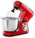 KLARSTEIN Bella Pico 2G Robot de cuisine - 1200 W/1,6 PS en 6 niveaux de...