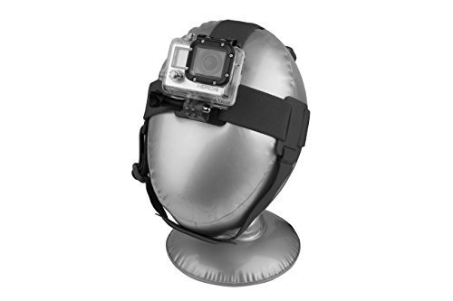 8K Xtreme Action Cam Head Harness per GoPro Action Camera–The Best GoPro con testa cablaggio, per telecamere azione GoPro Hero2, Gopro HERO3, Gopro Hero 4, seduta e molti altri