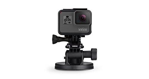 GoPro Suction Cup+ Fissaggio per GoPro, Nero/Antracite