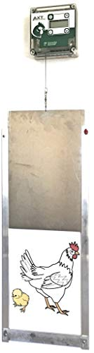 Cheeper Keeper Automatic Chicken Coop Door Opener and Closer Kit