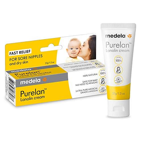 Medela Purelan crema 100% lanolina, natural y segura para la