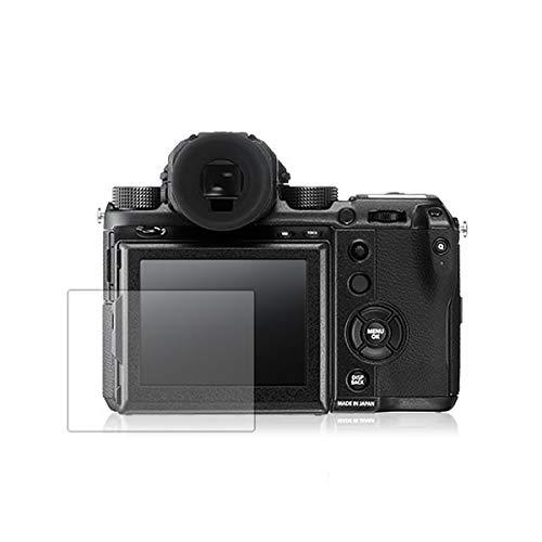 FUJIFILM GFX-50S 用【高硬度9Hアンチグレアタイプ】デジタルカメラ専用保護フィルム 反射防止!強化ガラス同等の高硬度9Hフィルム