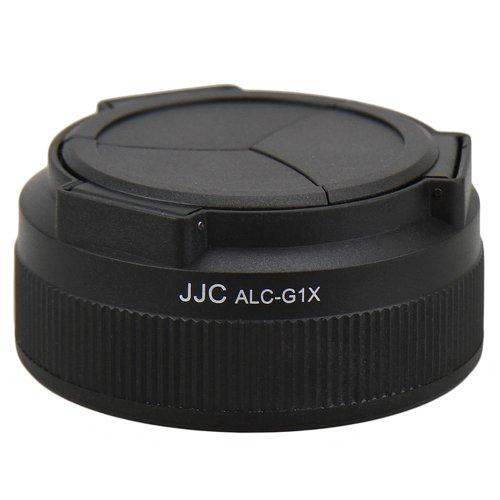 JJC オートレンズキャップ Canon Powershot G1X専用 ALC-G1X