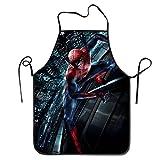 Tablier de cuisine personnalisable Spiderman pour homme et femme