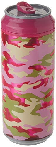 Cool Gear 16 oz. Can Chiller Graphics Design 1619 (Pack of 1, Color & Design May Differ)