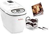 Moulinex OW610110 Home Bread Baguette Machine à Pain, 1650 W, 1.5...
