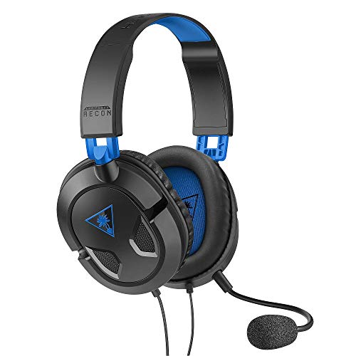 Turtle Beach Recon 50P Gaming Headset - PS4, PS5, Xbox One, Xbox Series S/X, Nintendo Switch und PC