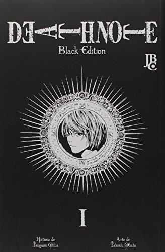 Coleção death note - black edition 1 a 6