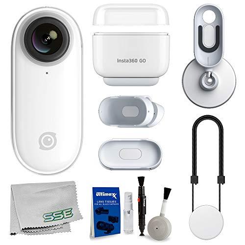 Insta360 GO Action Camera Starters Bundle - CING0XX/A