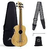 AKLOT Bass Ukulele...image
