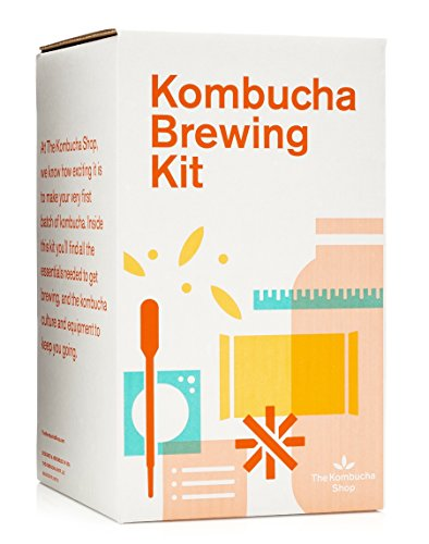 The Kombucha Shop Kombucha Starter Kit