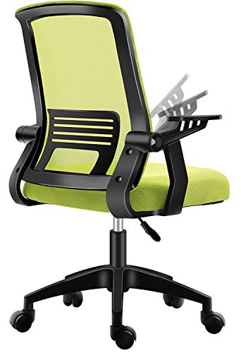 Office Chair,PatioMage Gaming Chair Ergonomic Mesh Computer Chair Lumbar Support Comfortable Task...