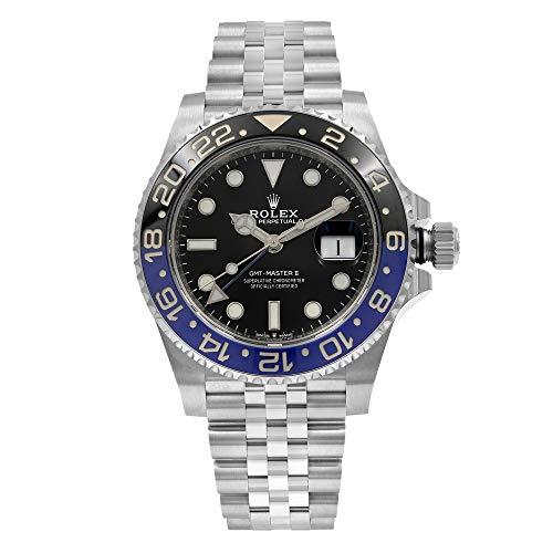 Rolex 126710blnr Batman GMT Master II Mens Watch