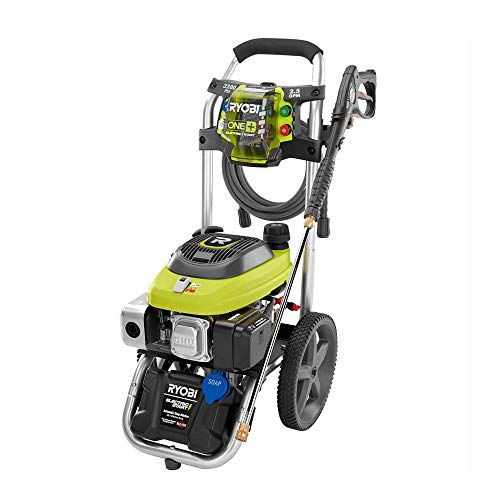 Ryobi ONE+ Electric Gas Pressure Washer