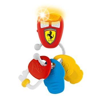 chicco 00009564000000 Electronic Ferrari Key, Multicoloured