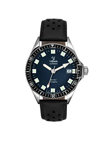Yema Herren-Armbanduhr – YMHF1550A-GS11
