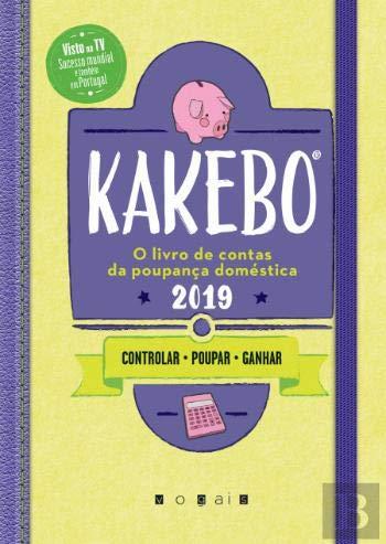 Kakebo 2019 o livro de contas da poupança doméstica