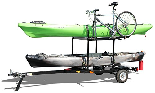 7. RIGHT-ON TRAILER Multi-Sport Multi-Rack Kayak Trailer