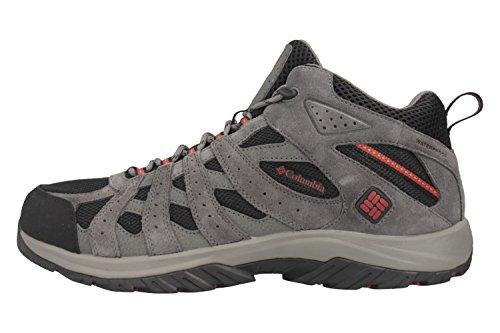 Chaussures de randonnée imperméables mi-montantes Columbia pour homme...