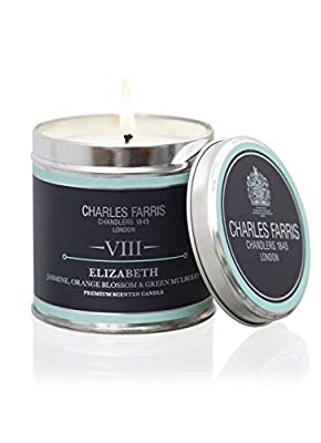 240g / Classic scented candles are hand poured into beautifully textured glass. Perfect for any home, our candles are meant to relax, comfort, and inspire you. Made in England and blended with essential oils and fragrances, our classic scented candle...