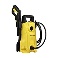 ULTRA POWERFUL CLEANING FORCE : Powerful 1500-watt motor generates up to125 bar /350 lit/hr for maximum cleaning power. perfect for decks, cement walls, pavement, pools, outdoor furniture, cars, trucks, garbage cans, animal cages and more VERSATILE :...