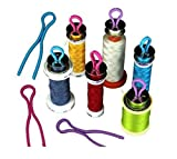 Bobbin Buddies ~ Set of 20 ~ Keep Your Bobbin Threads Matched Up with Your Thread Spools
