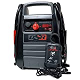 Schumacher DSR ProSeries Rechargeable Pro Jump Starter - 12V - Works with Semis Class 8 Vehicles - Includes DC/USB Power for Charging Phones and Tablets