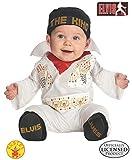 Rubie's Costume Co. Baby Boys' Elvis Costume, Multicolor, 0-6 Months