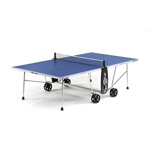 Tisch 100S Crossover Outdoor blau
