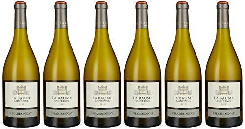 La Baume Saint Paul Chardonnay Trocken (6 x 0.75 l)