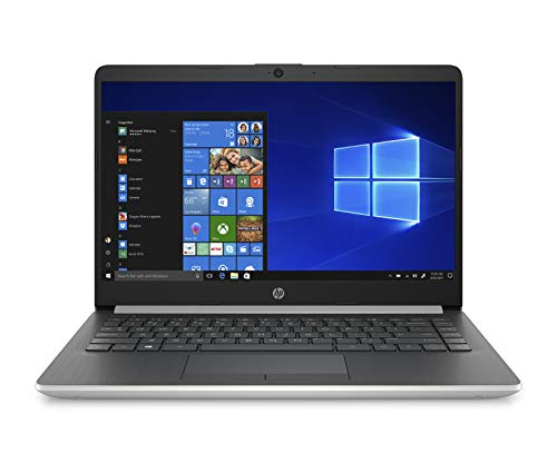 "HP 14-dk0002ns - Ordenador portátil de 14"" FullHD (AMD Ryzen 5-3500U, 8GB RAM, 512GB SSD, AMD Radeon Vega 8, Windows 10) Color Plata - Teclado QWERTY Español"