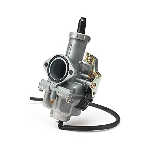JFG RACING cavo starter PZ3030mm collettore di aspirazione carb carburatore per moto 200CC 250cc ATV...